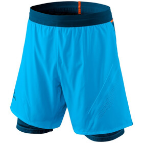 Dynafit Alpine Pro 2-in-1 Shorts Heren, frost